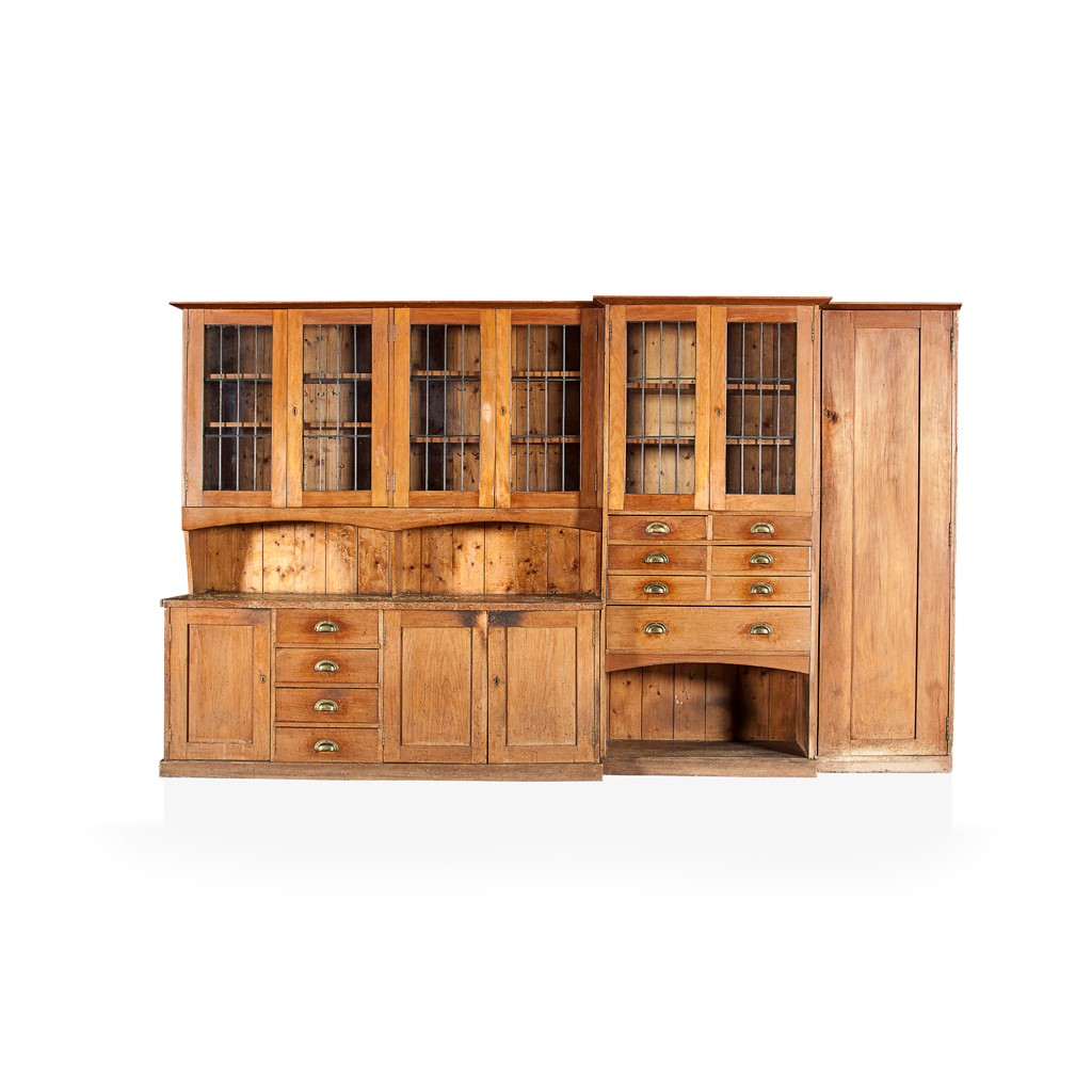 Charles Rennie Mackintosh Kitchen