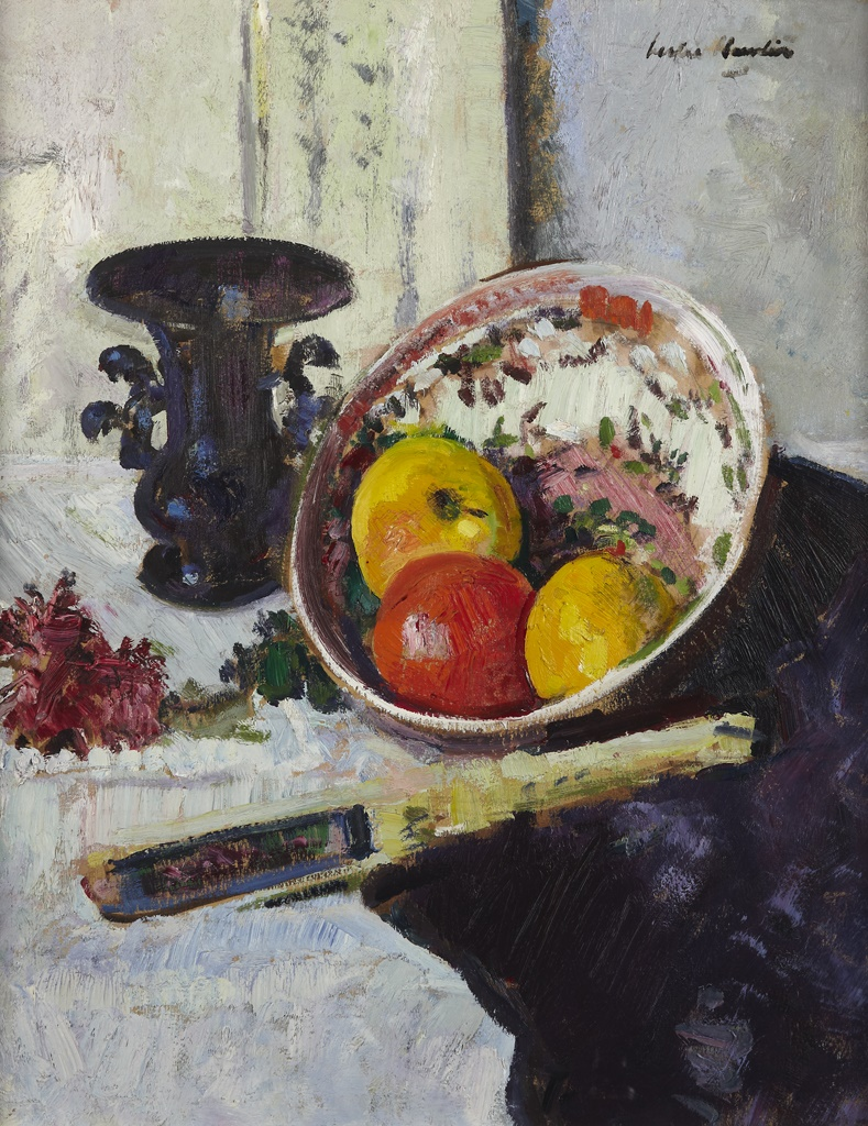 Scottish Colourist Leslie Hunter