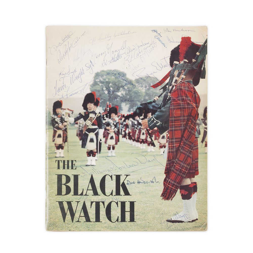 JFK Black Watch