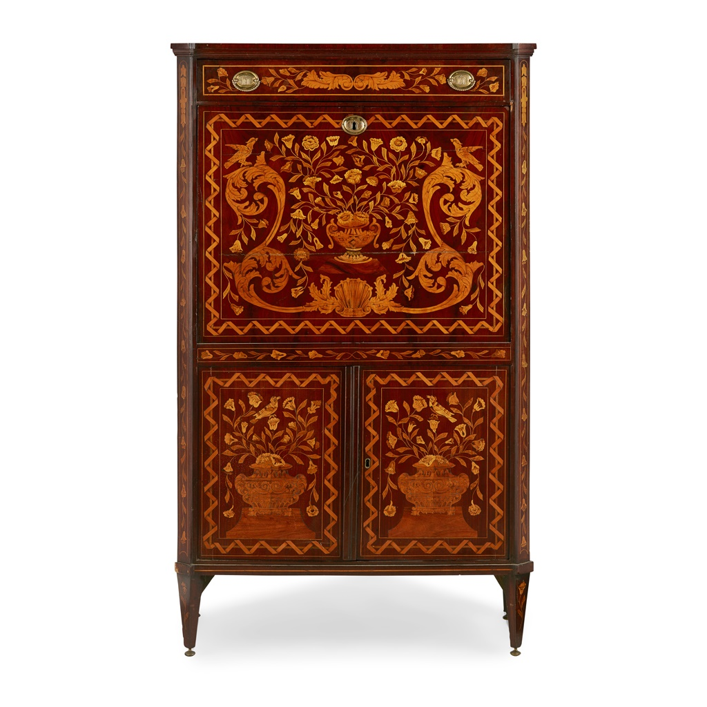 Ravensby Hall Dutch Cabinet