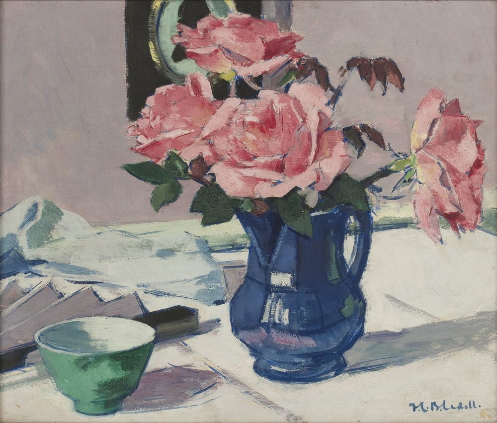 Scottish Colourist Cadell Still Life