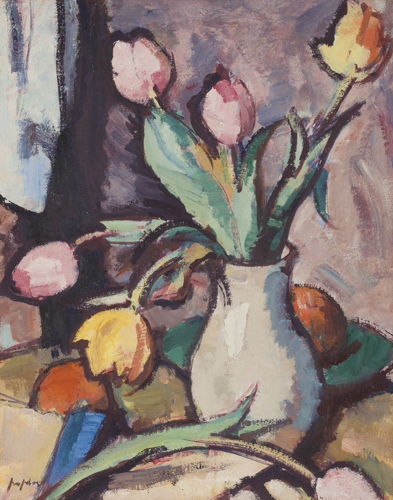 Scottish Colourist Peploe Still Life