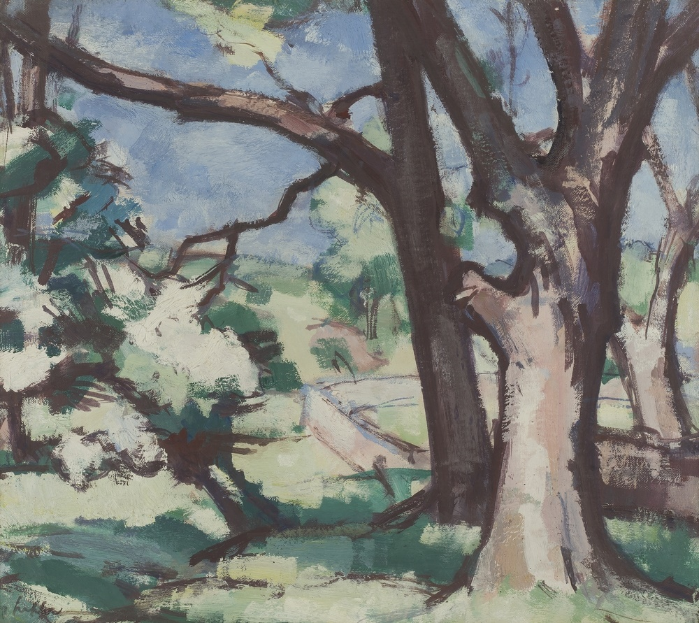 Scottish Colourist Peploe Cassis