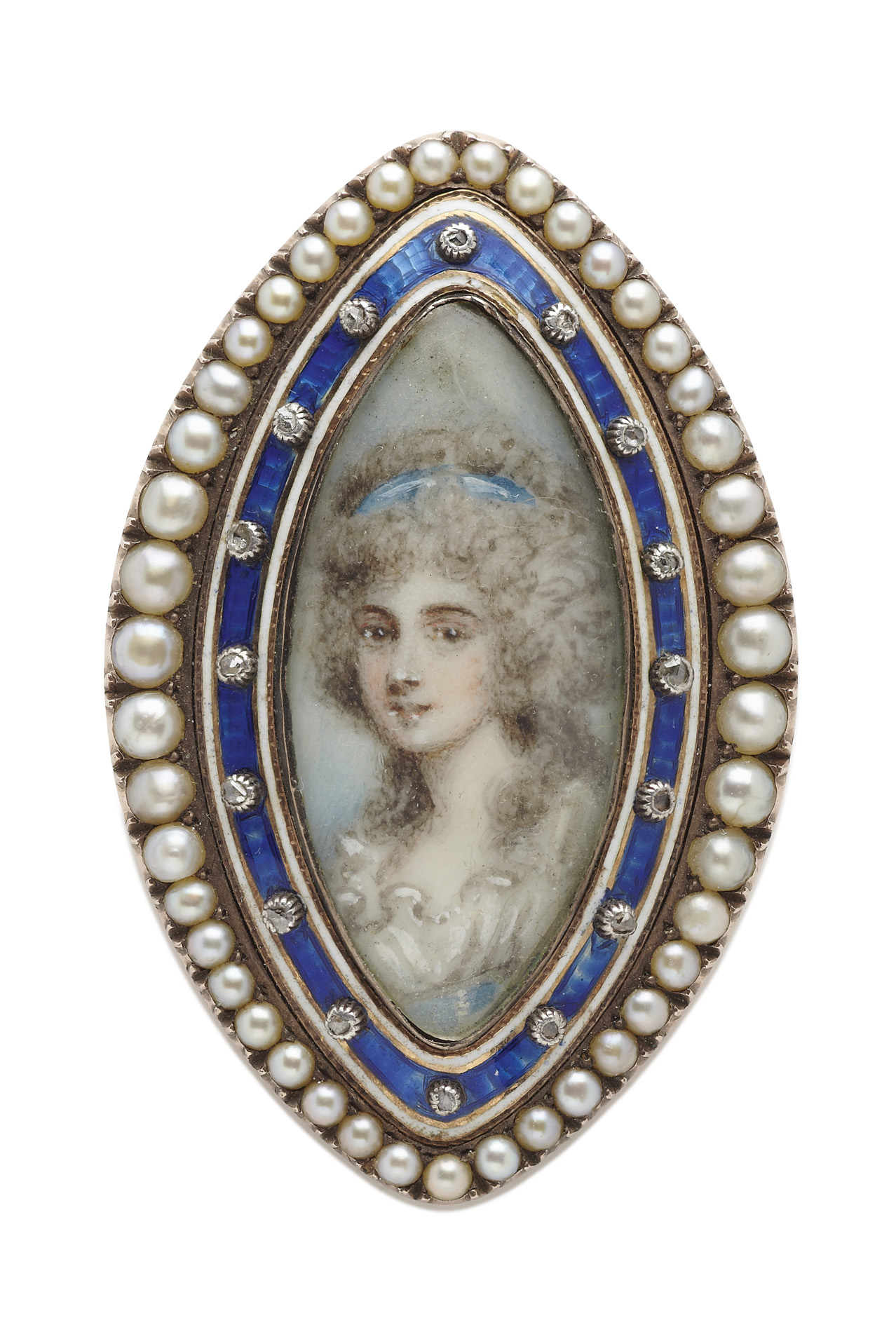 Georgian Brooch