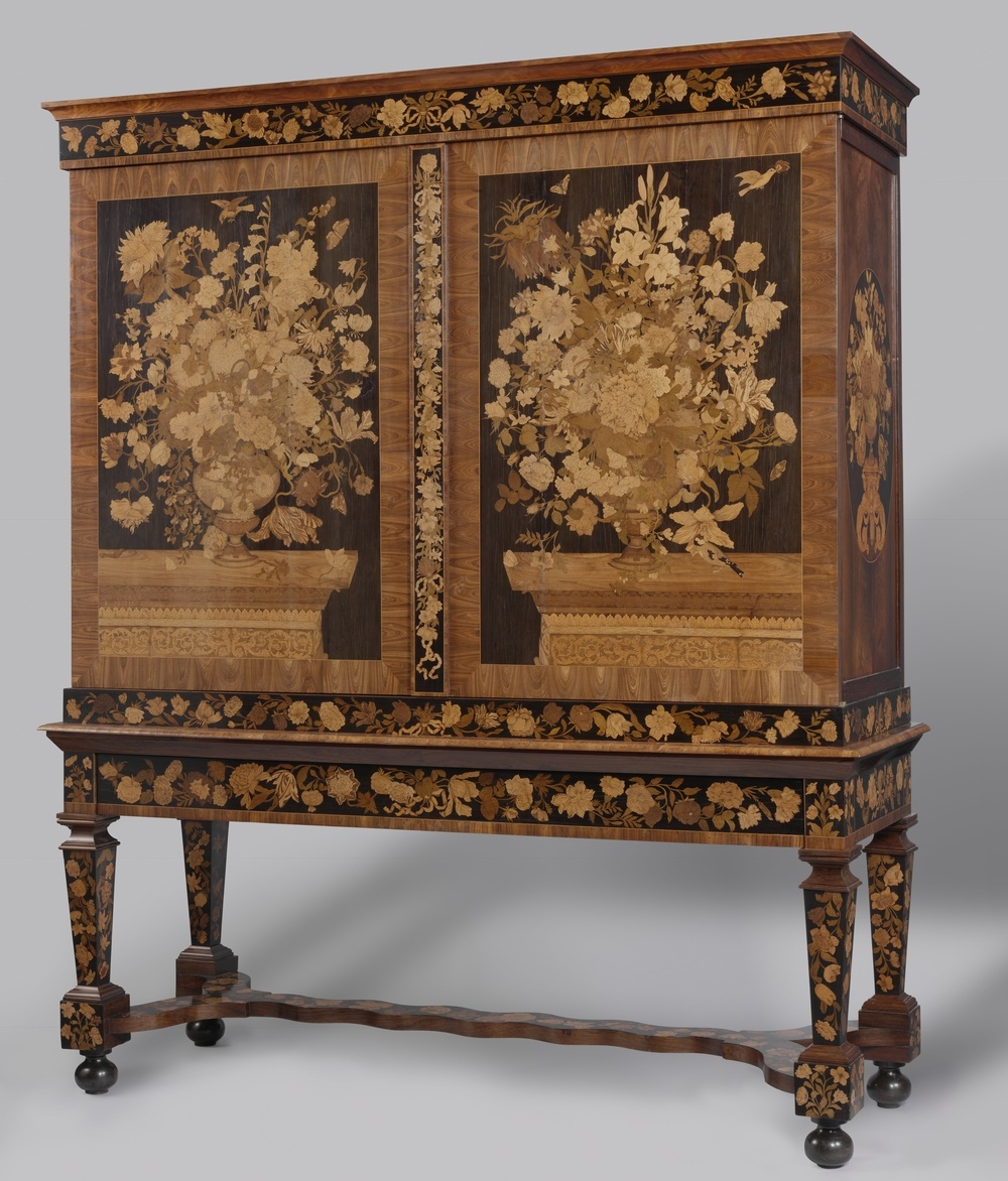 Cabinet, Jan van Mekeren (attributed to), c. 1695 - c. 1710