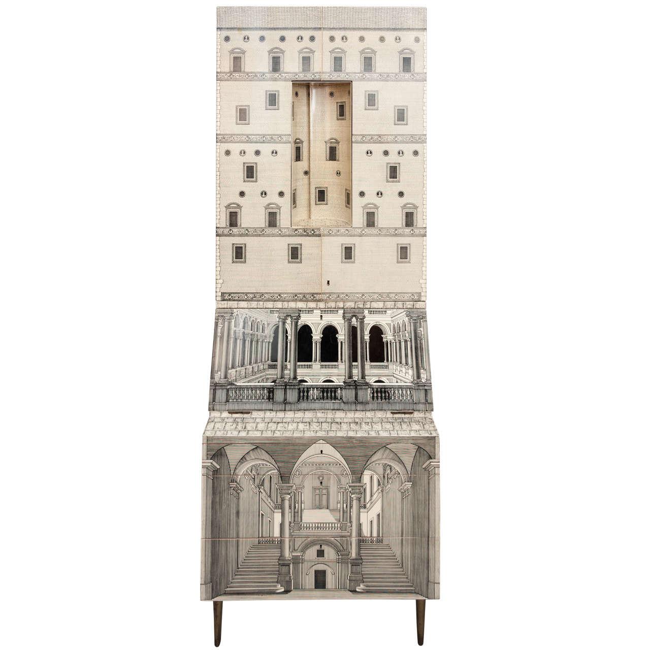 fornasetti cabinet