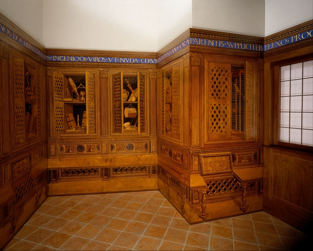 Intarsia Marquetry