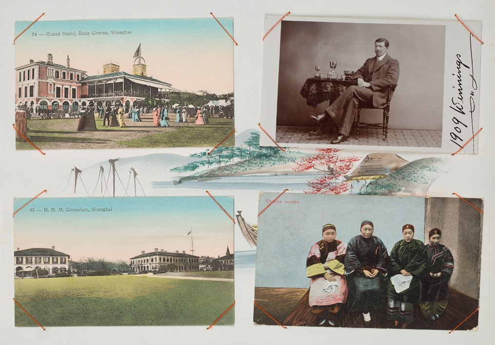 LOT 46 | EXTENSIVE COLLECTION OF POSTCARDS MOSTLY OF CHINA AND SOUTHEAST ASIA | £500-800 + fees