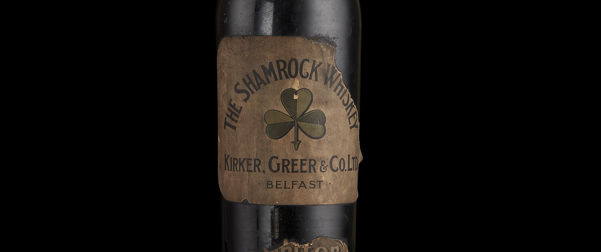 The Shamrock Whiskey