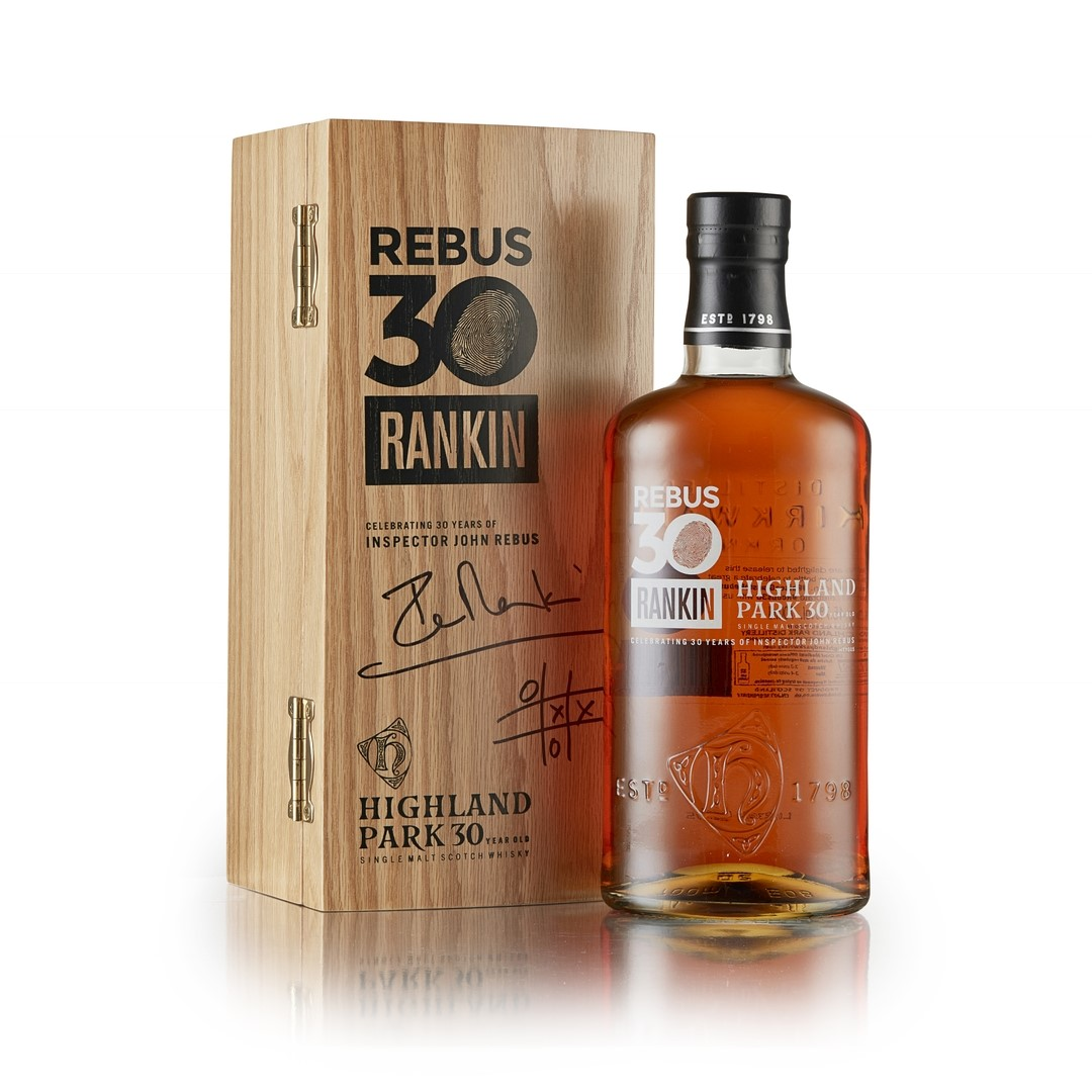 HIGHLAND PARK 30 YEAR OLD REBUS