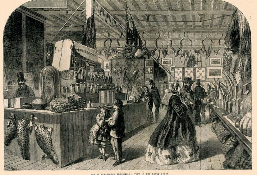 The International Exhibition, 1862