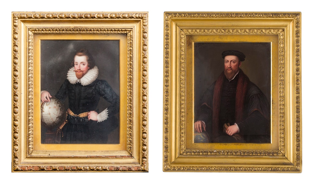 Other works by Henry Bone from the collection of the 5th Earl of Lanesborough