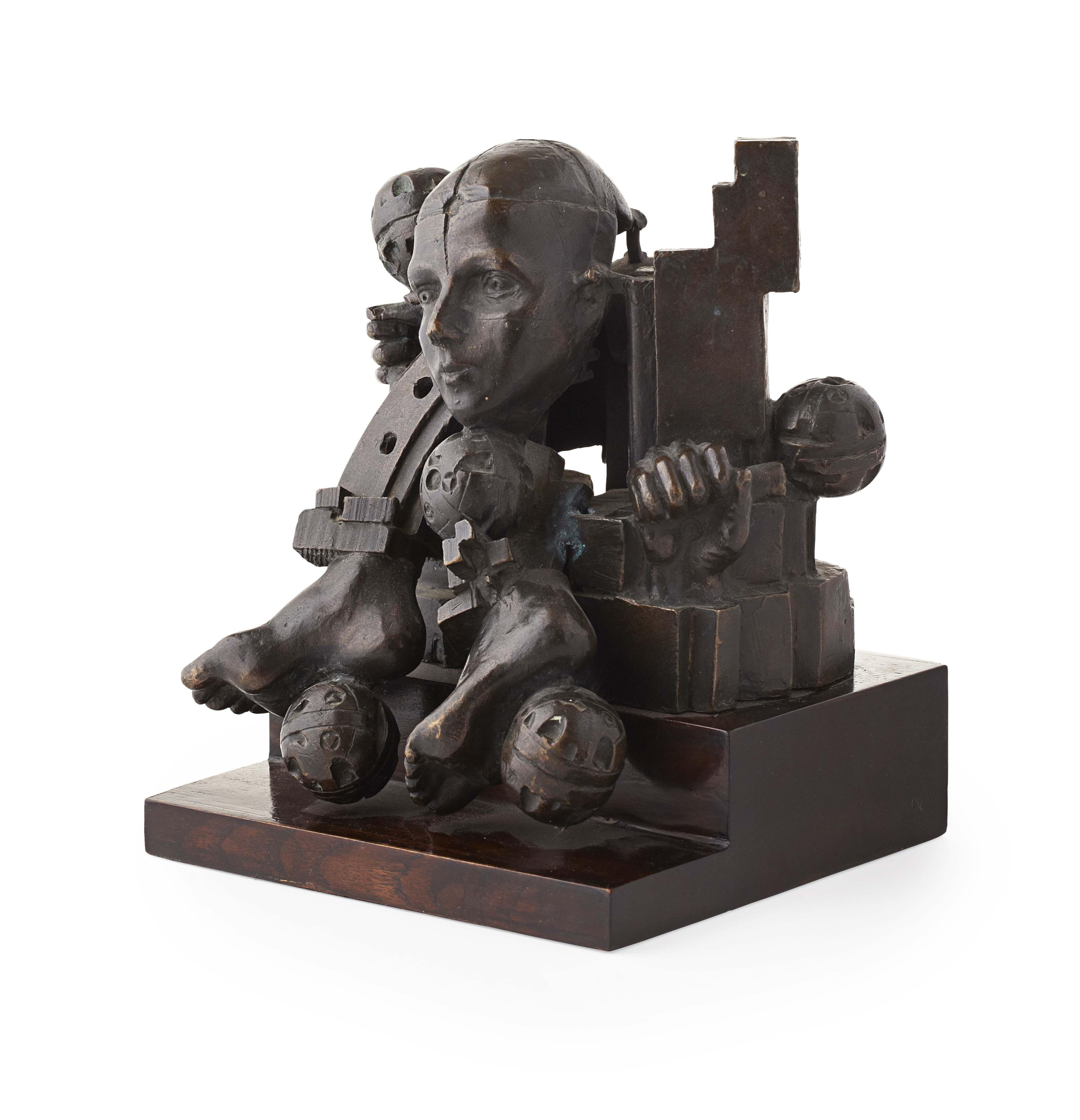 Sir Eduardo Paolozzi | Maquette for Great Ormond Street