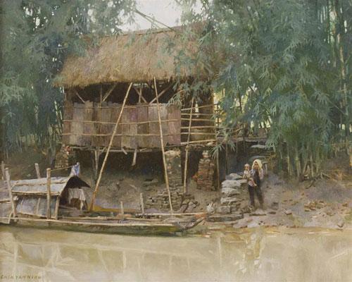 yanning stilt house