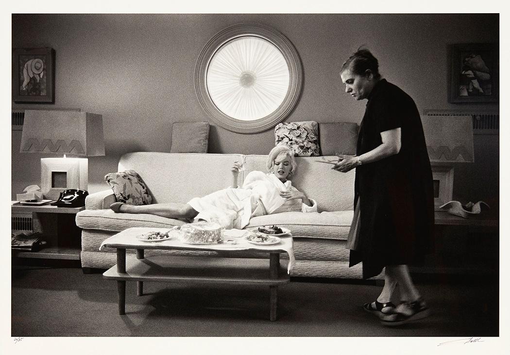 Lawrence Schiller (American 1936-) | Marilyn (Roll 2, Frame 23), 1962-2007