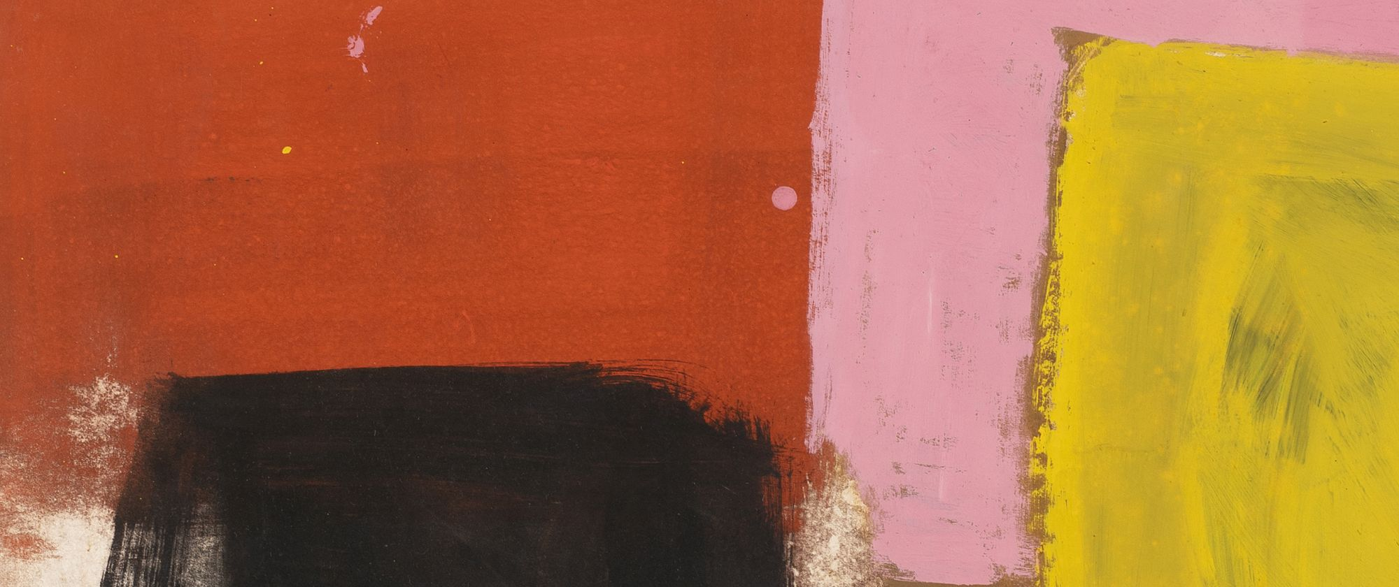 Wilhelmina Barns Graham - Relationships of Colour and Form