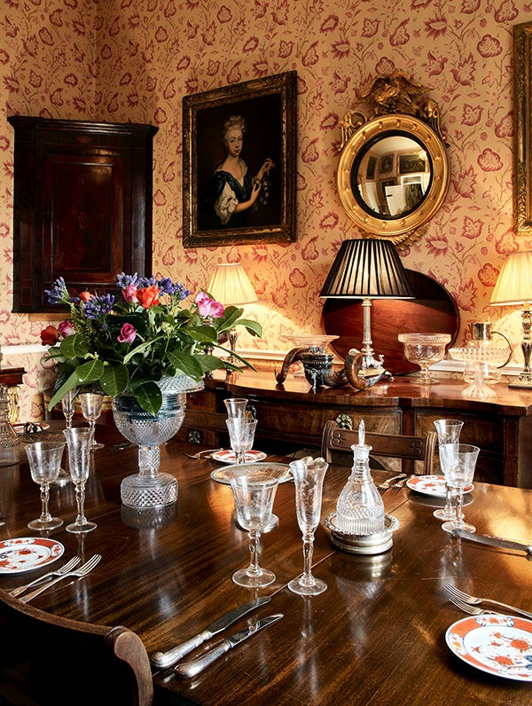 Dining Room | Beal House