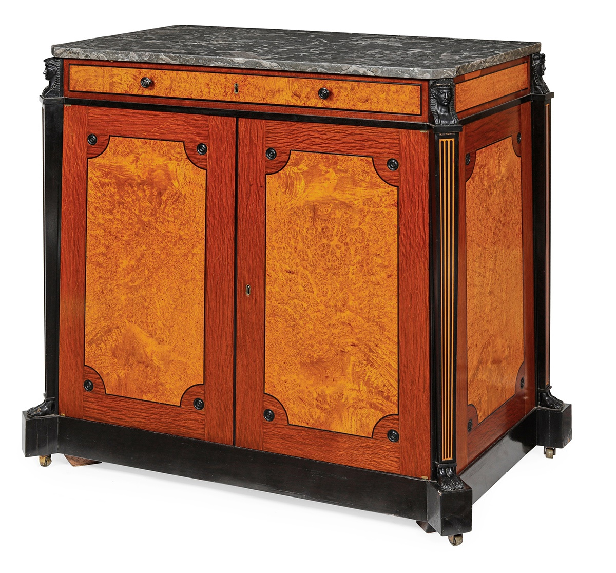 george iv side cabinet