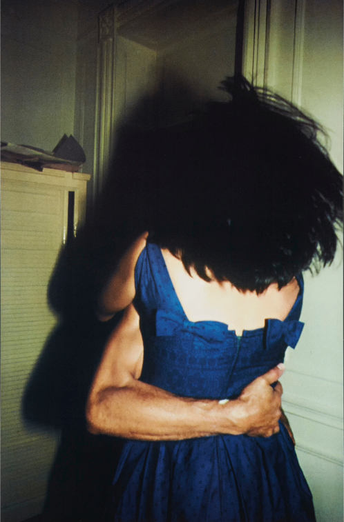 NAN GOLDIN (AMERICAN B.1953) THE HUG