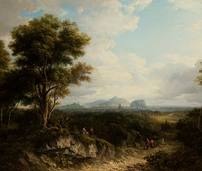 Nasmyth's View of Edinburgh