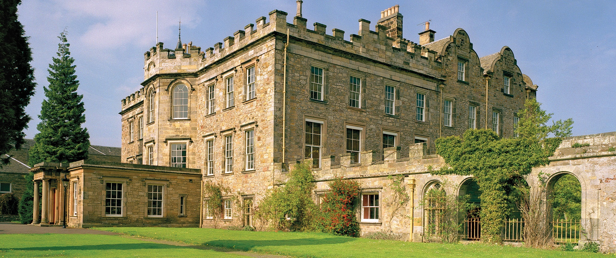 Property from Newbattle Abbey, Midlothian