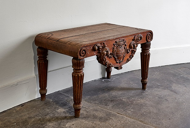 Taymouth Castle Stool