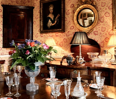The Dining Room at Beal House