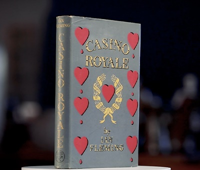 Ian Fleming's first James Bond novel – Casino Royale
