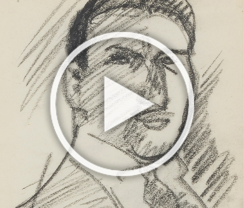 Watch | The Sketches of John Duncan Fergusson