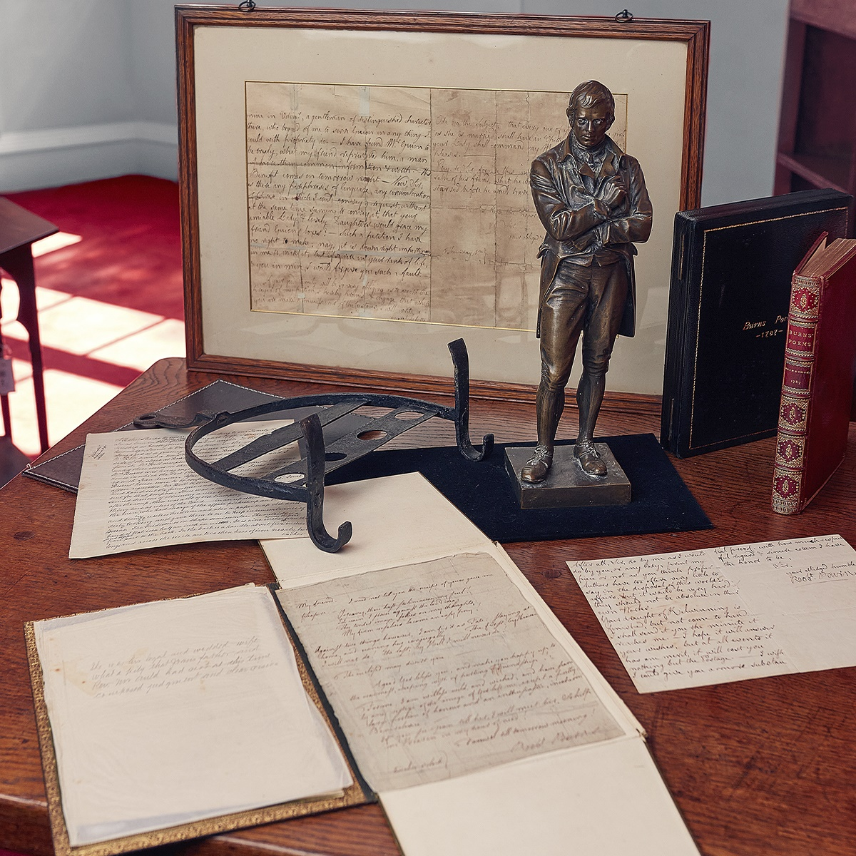 Letters from Robert Burns Scotland's Bard