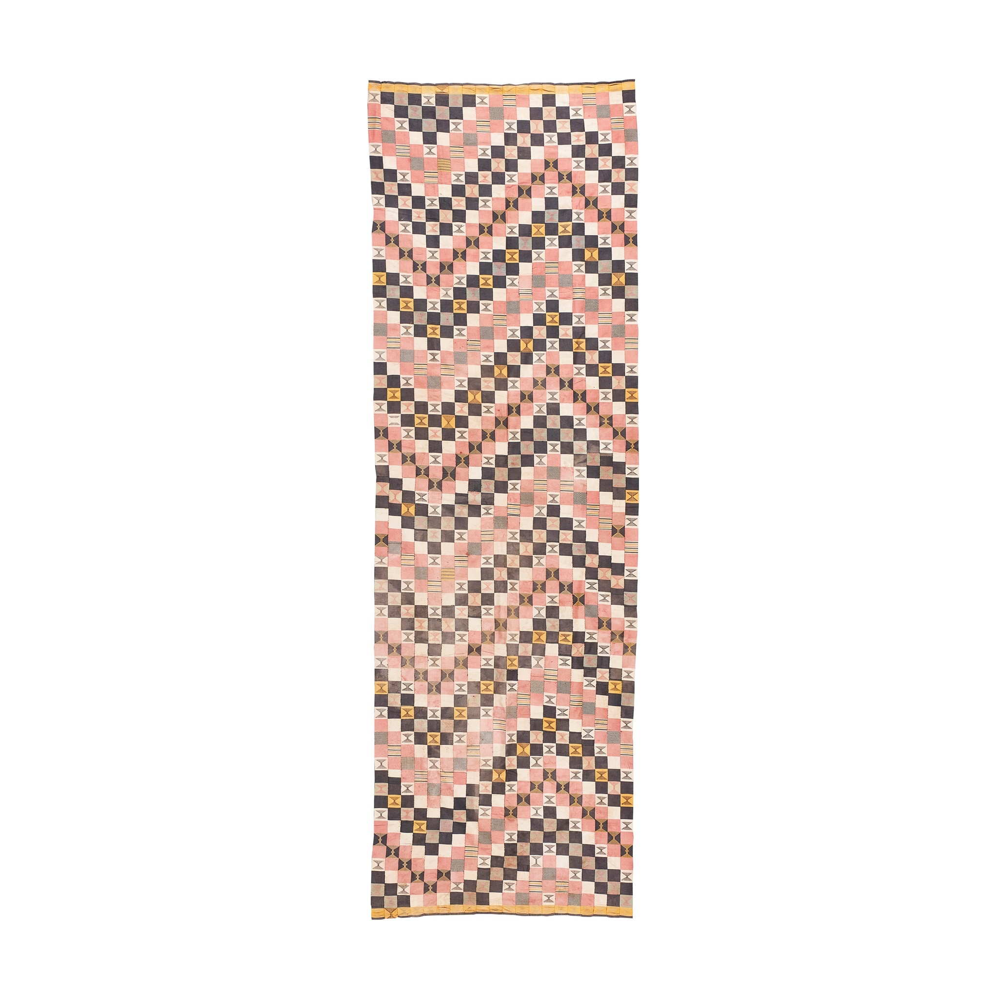 LOT 185 | EWE MAN'S CLOTH | EASTERN GHANA OR TOGO