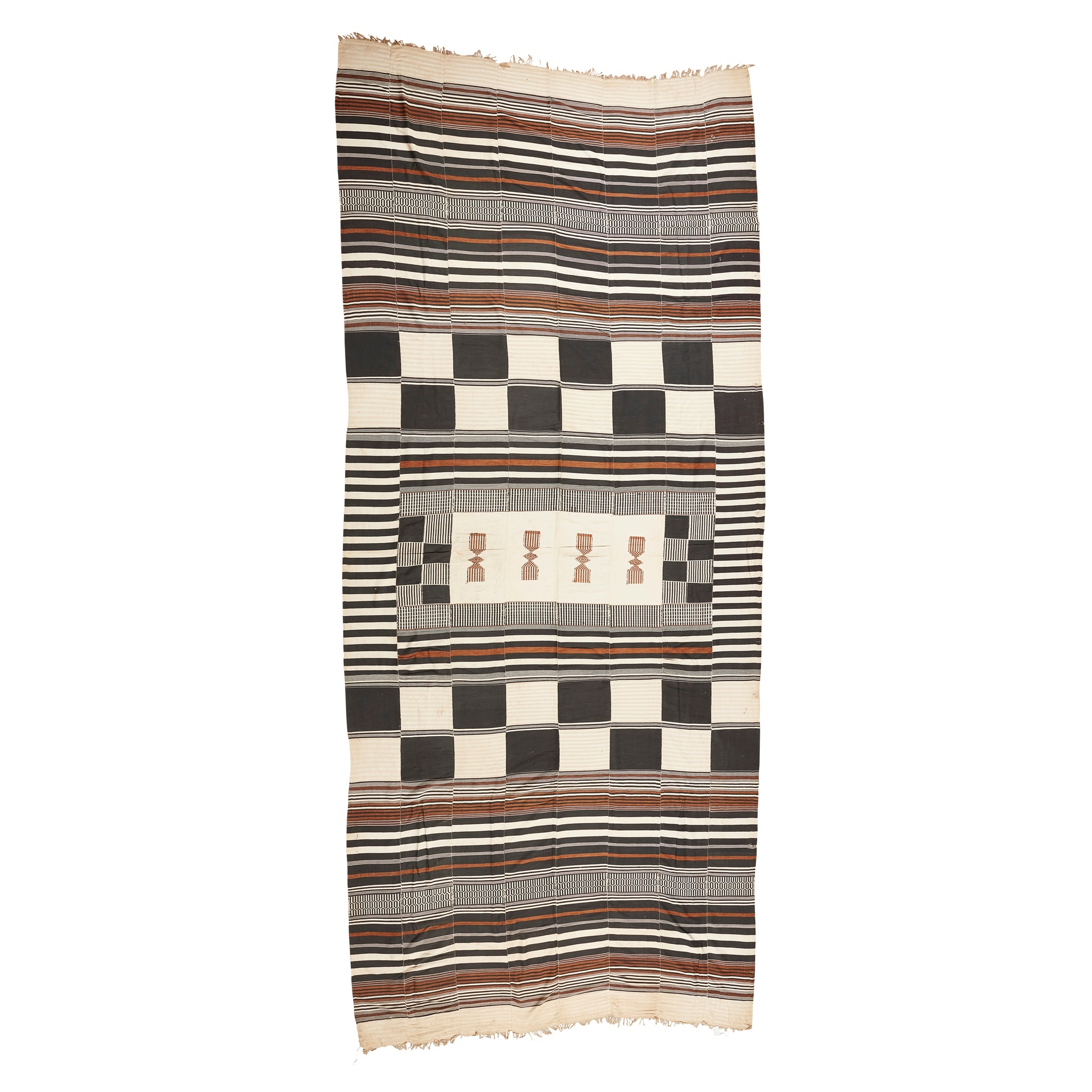 LOT 207 | MENDE CLOTH | SIERRA LEONE
