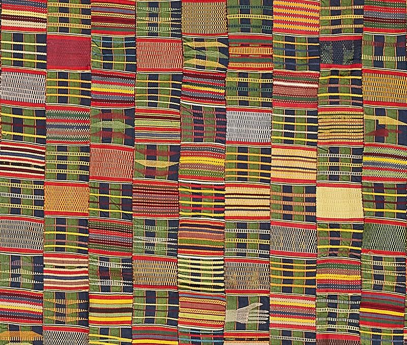 Unravelling the Visual Legacies of African Textiles