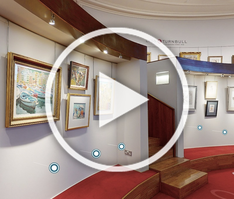 Enjoy a Virtual Tour of 'A Celtic Vision'