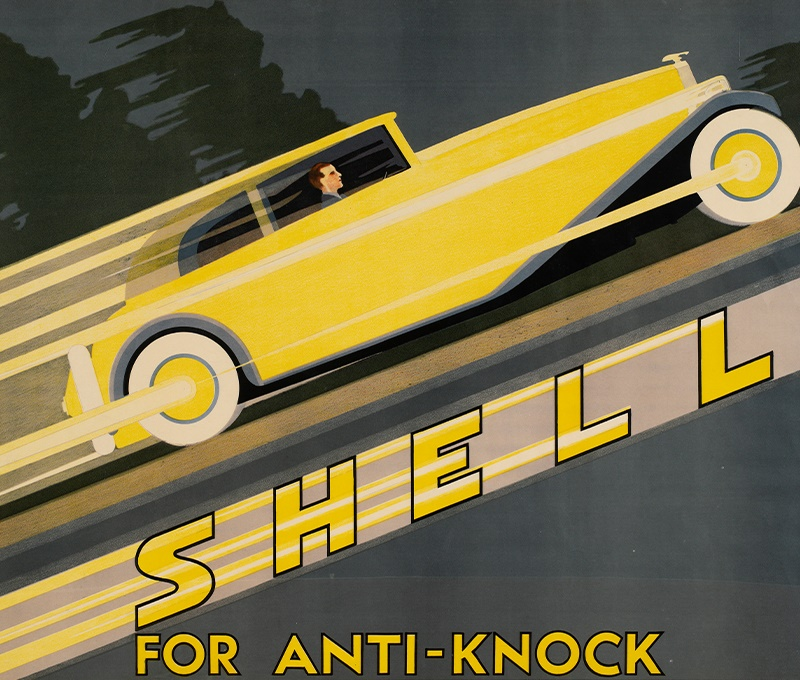 SHELL POSTERS