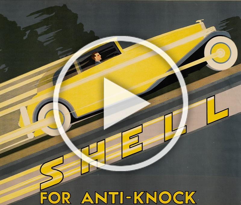 Watch | Posters from the Shell Heritage Art Collection