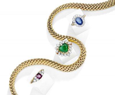Jewellery, Silver & Accessories