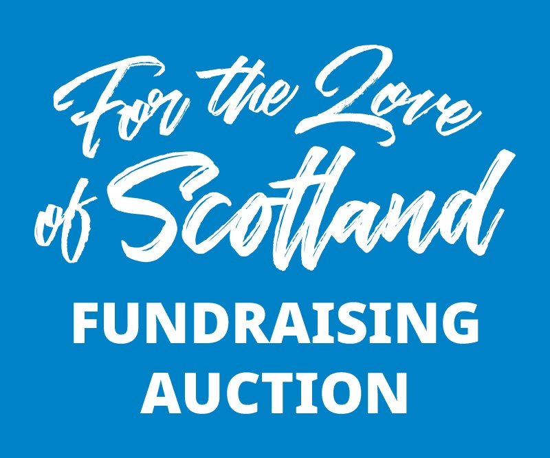 For the Love of Scotland Fundraising Auction