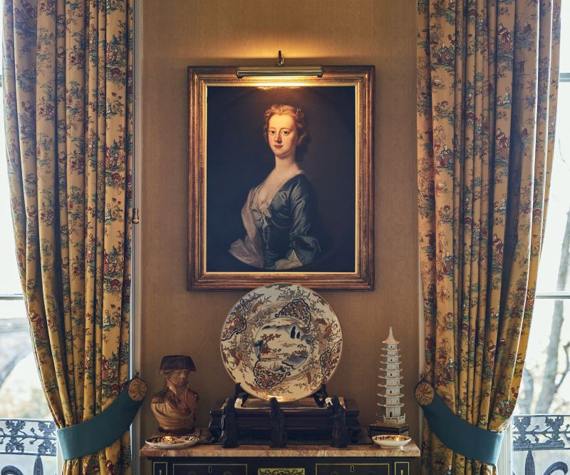 Five Centuries: Furniture, Paintings & Works of Art