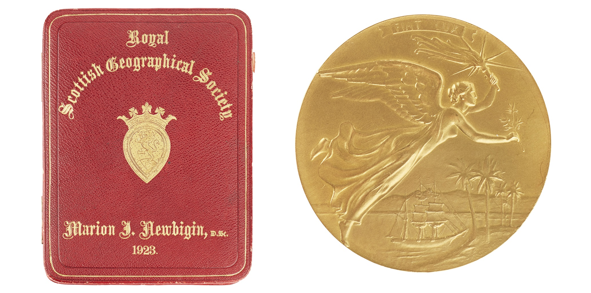 The David Livingstone Medal