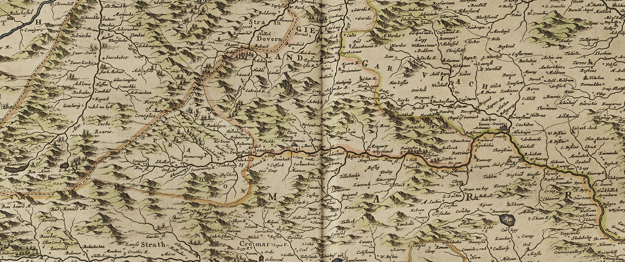 The First Atlas of Scotland