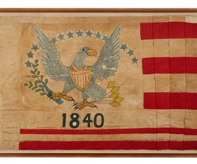 A Grand Old Flag: The Stars and Stripes Collection of Dr. Peter J. Keim | Sessions I & II