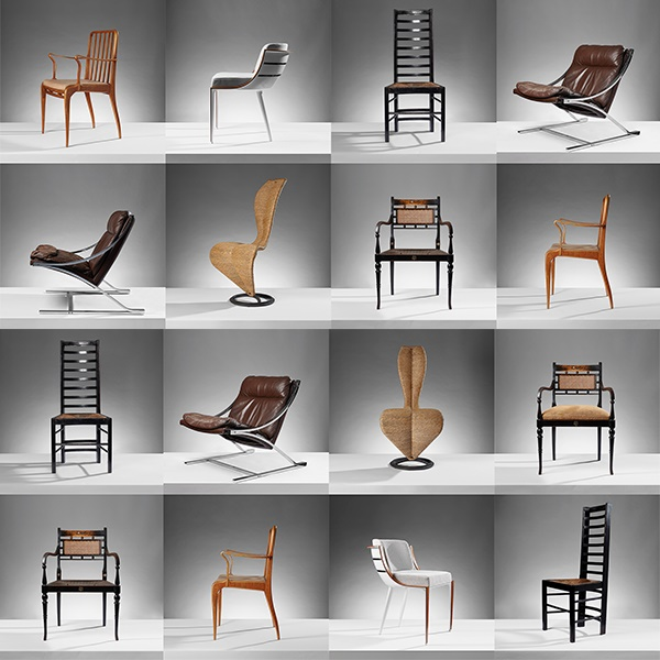 The Chair: 18th Century to the Present Day