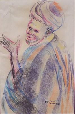 Lot 684 - BEN ENWONWU (NIGERIAN 1921-1994)