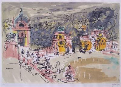 Lot 683 - JOHN PIPER C. H. (BRITISH 1903-1992)
