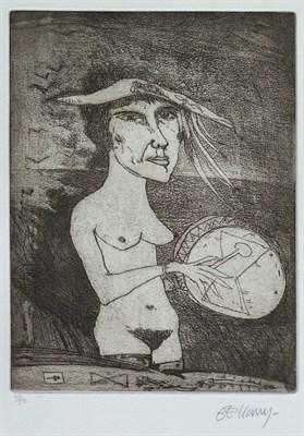 Lot 645 - JOHN BELLANY (SCOTTISH B. 1942)