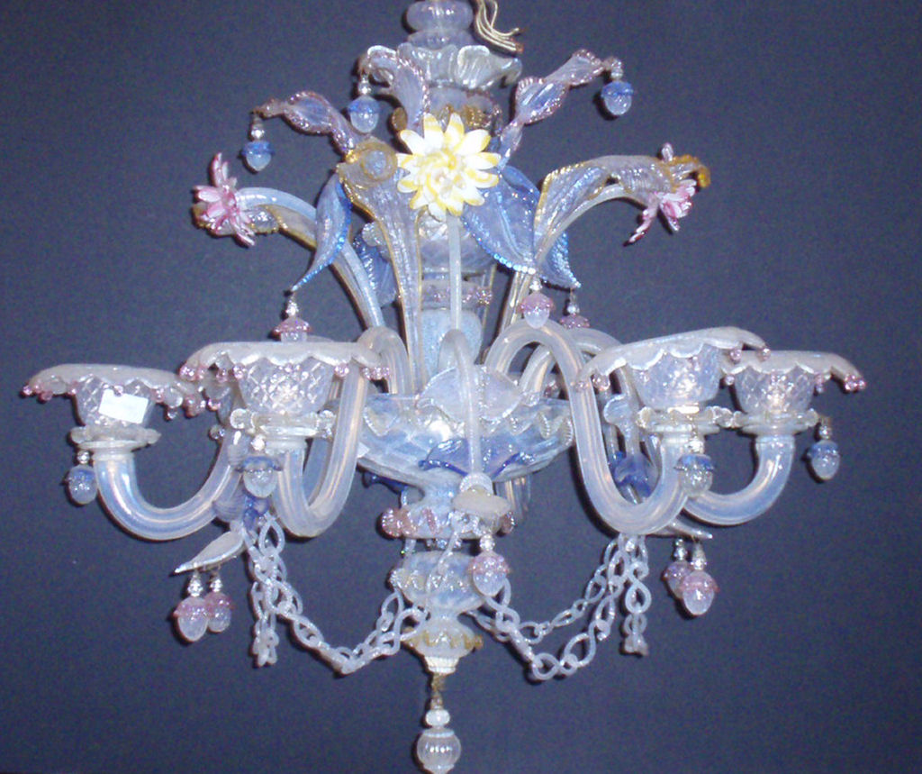 Large 10 arm crystal chandelier light reduced | in Glasgow