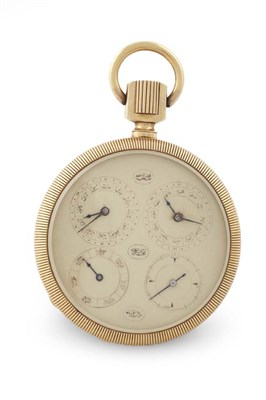 Lot 127 - An Ottoman Royal presentation gold watch