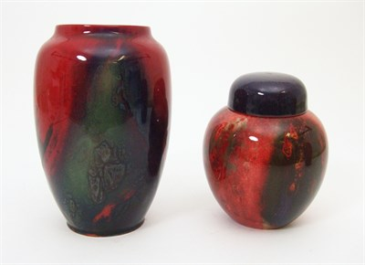 Lot 90 - FRED MOORE AND CHARLES NOKE FOR ROYAL DOULTON