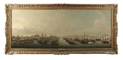Lot 27 - DOMINIC SERRES R.A (BRITISH 1719-1793)